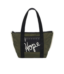 Exposed Medium Tote 1