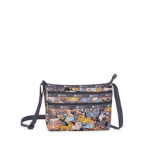 Quinn Bag, Handbags and Crossbody Bags, LeSportsac, Kon and Friends print