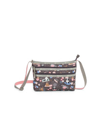 Quinn Bag, Handbags and Crossbody Bags, LeSportsac, Yoga Pets print