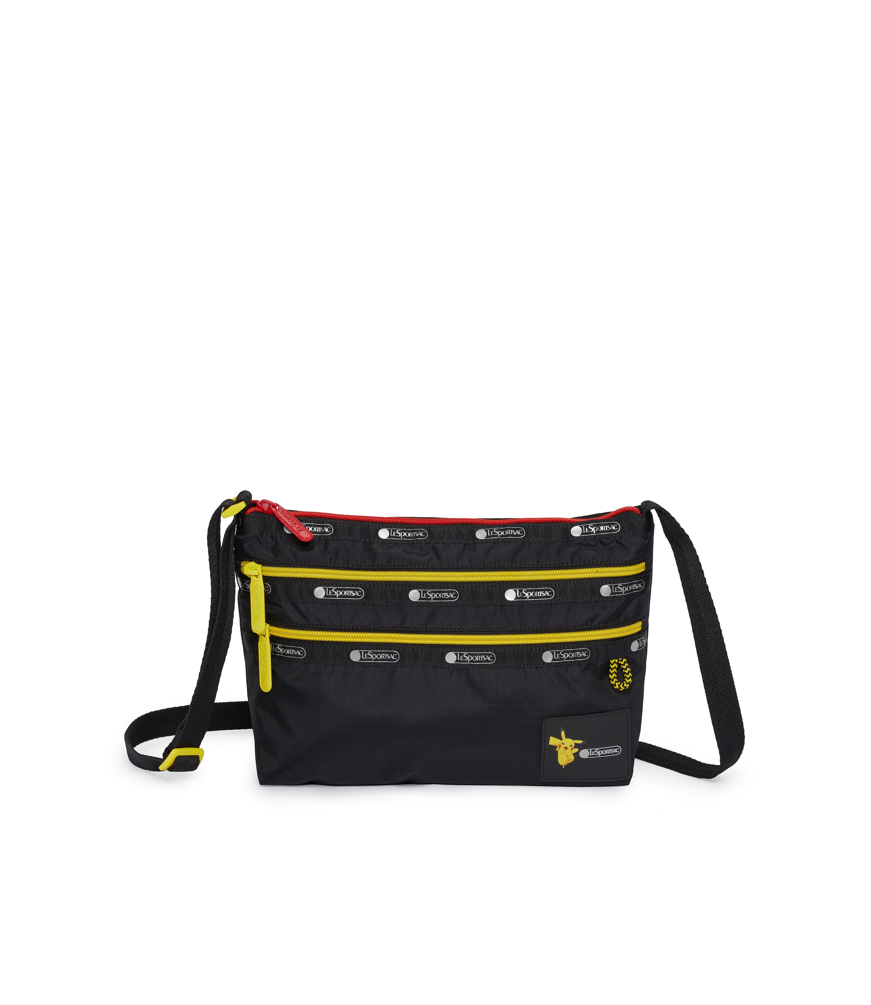 Pokémon Quinn Bag-LeSportsac-Pikachu-small-crossbody-front