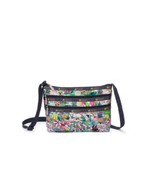 LeSportsac - Quinn Bag - Handbags - Hawaii - Exclusive! Aloha Market print - Front View