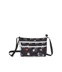 Quinn Bag, Line Friends, BTS Crossbody Bag, LeSportsac, BT21 Black