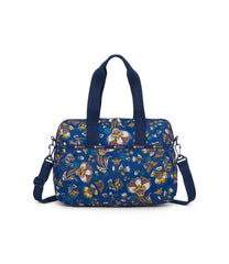 Harper Bag, Handbags and Crossbody Bags, Duffle Bags, LeSportsac, Zen Garden print