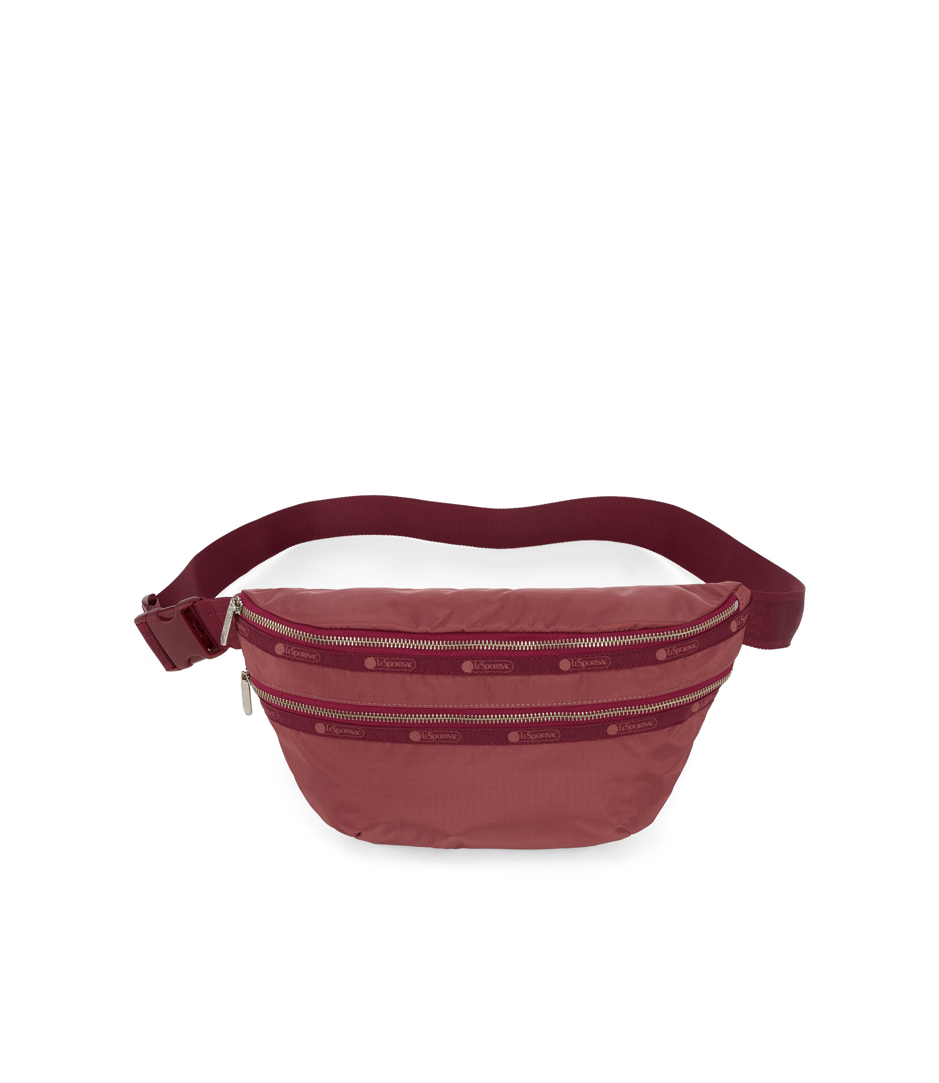 Heritage Belt Bag, Accessories, Makeup and Cosmetic Bags, LeSportsac, Heritage Rouge