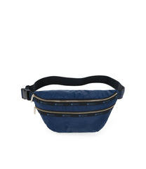 Heritage Belt Bag, Accessories, Makeup and Cosmetic Bags, LeSportsac, Heritage Navy