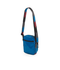 Charlie Crossbody, Handbags and Crossbody Bags, LeSportsac, Blue Arrow Liquid Patent