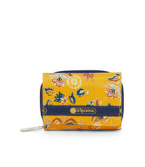 Reese Wallet, Accessories, Womens Wallets and Bags, LeSportsac, Golden print