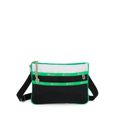 Expandable Pouch Crossbody alternative