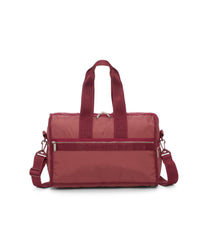 Pop Medium Weekender Bags, Duffle Bags, LeSportsac, Heritage Rouge