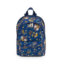 Small Hollis Backpack, Mini Backpack, LeSportsac, Zen Garden print
