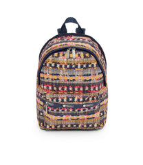 Small Hollis Backpack, Mini Backpack, LeSportsac, Catalina print