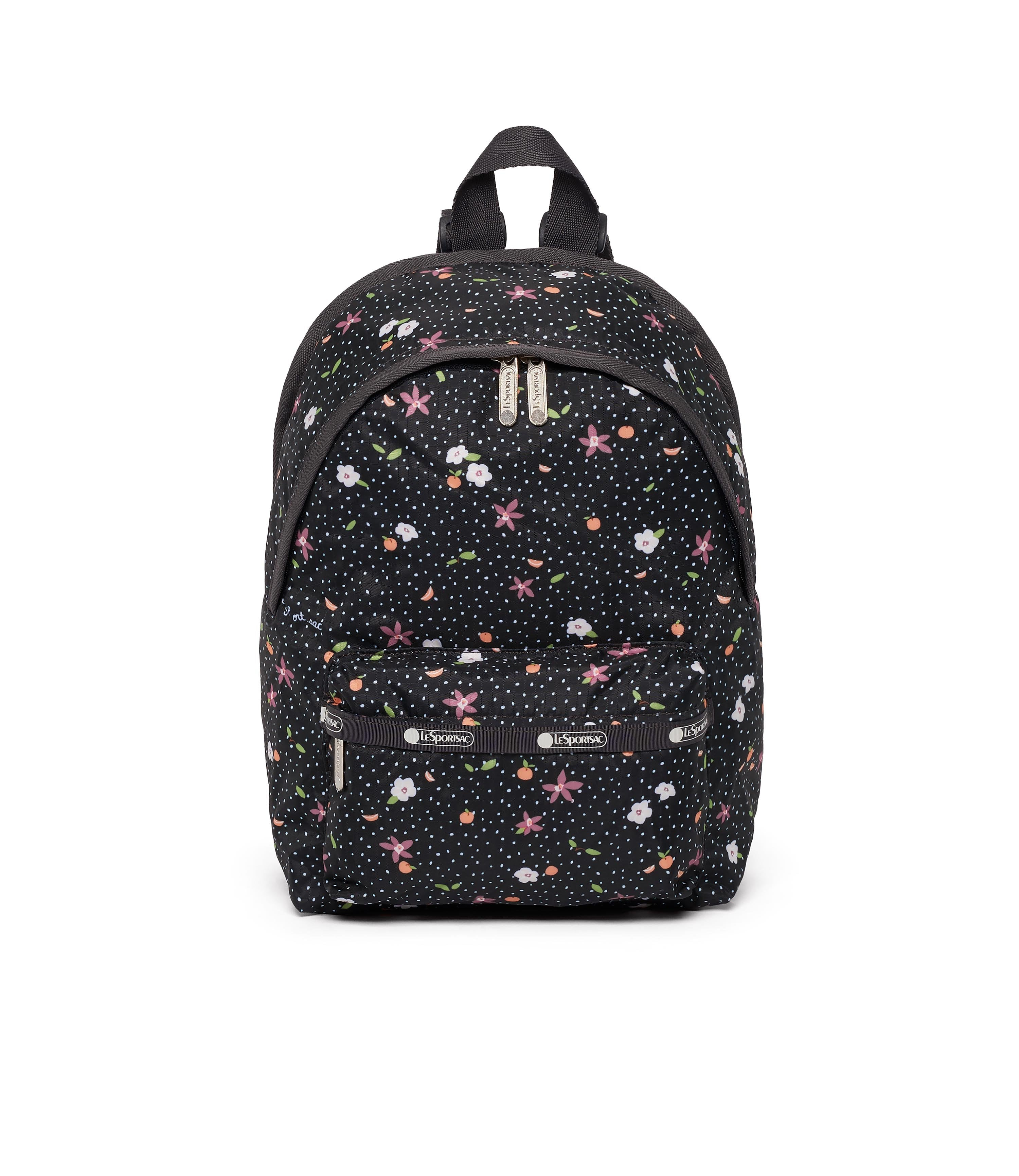 LeSportsac - Small Hollis Backpack - Backpacks - Fruity Petals print