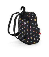 Pokemon - Small Hollis Backpack - Backpacks - Pokémon Dot - Back Image