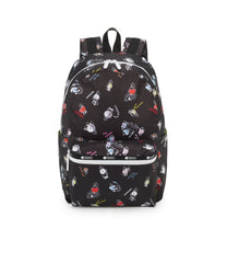 Carson Backpack , Line Friends, BTS Backpack, LeSportsac, BT21 Black
