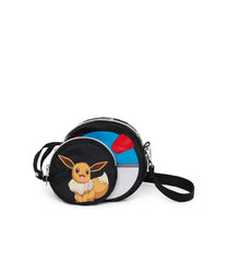 Pokemon - Leah Crossbody Set - Handbags - Eevee Great Ball - Let's Go-Eevee-pouch
