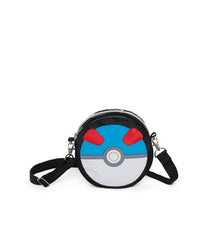 Pokemon - Leah Crossbody Set - Handbags - Eevee Great Ball - Let's Go-Eevee-Master Ball