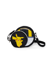Pokemon - Leah Crossbody Set - Handbags - Pikachu Ultra Ball - Pouch