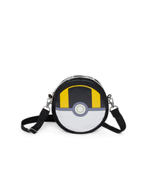 Pokémon Pikachu Leah Crossbody- LeSportsac-medium-Crossbody Bag-Ultra Ball