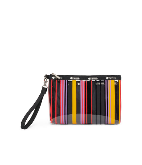 Clear 2-In-1 Wristlet alternative