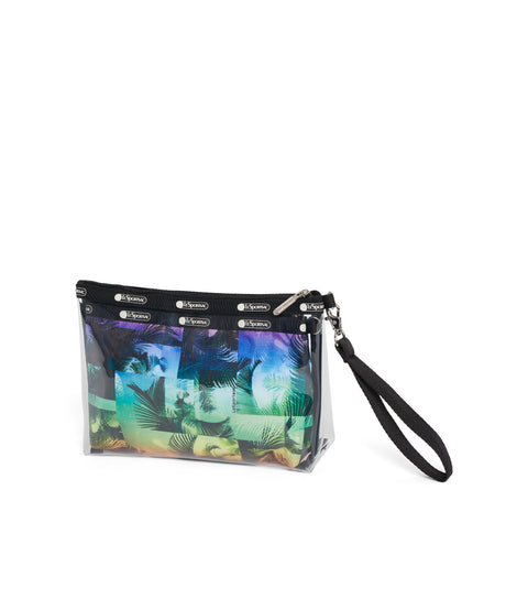 Clear 2-In-1 Wristlet alternative 2