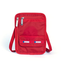 LeSportsac - Travel Pouch - Accessories - Heritage Scarlet
