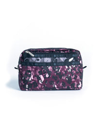 LeSportsac - Accessories - 2-In-1 Cosmetic - Lafayette Leopard Set