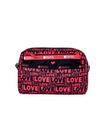 LeSportsac - Accessories - 2-In-1 Cosmetic - Sealed With A Love