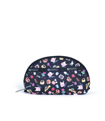 LeSportsac - Dome Cosmetic - Accessories - Late Night Slice print