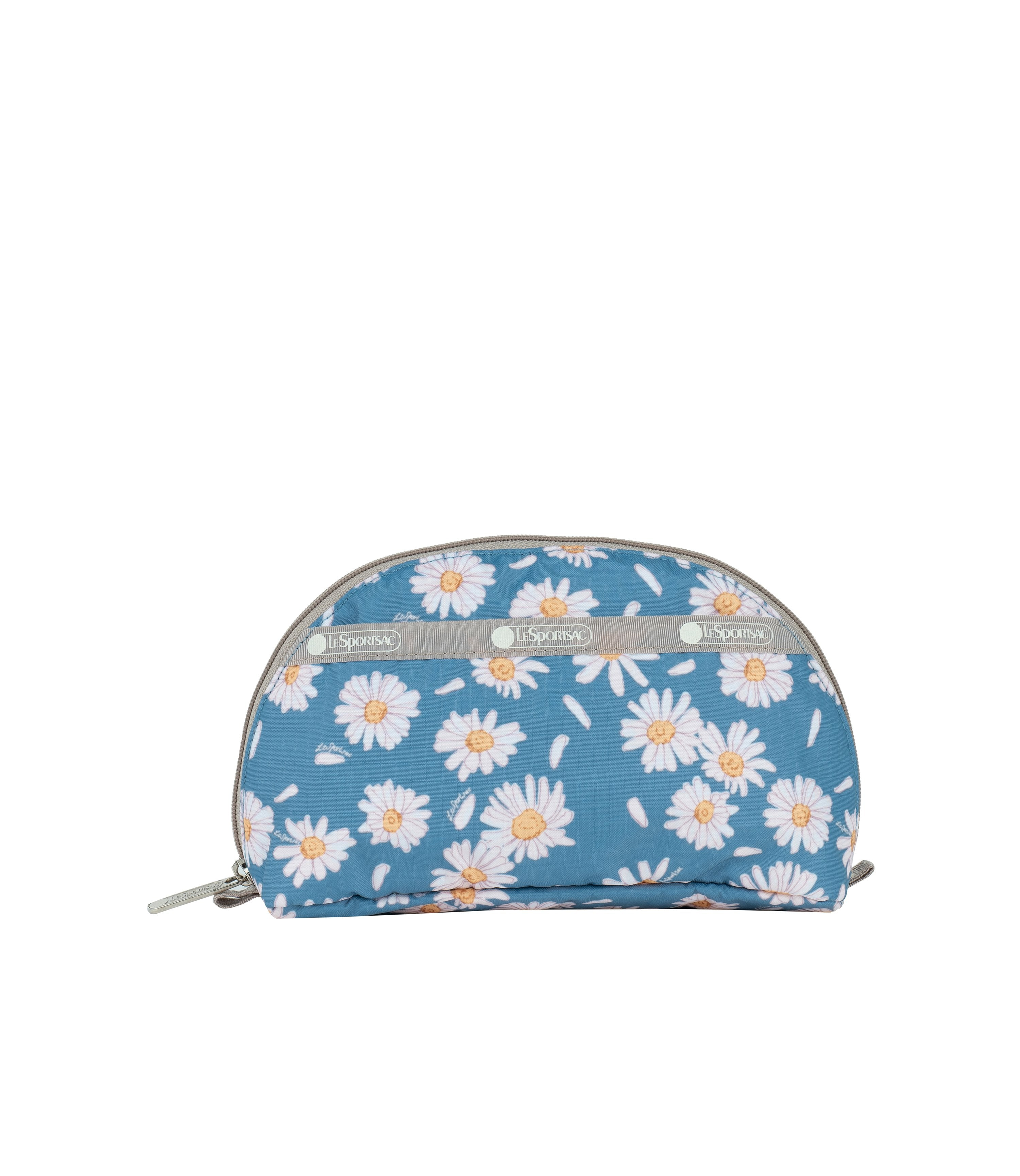 LeSportsac - Accessories - Dome Cosmetic - Daisy Petals print