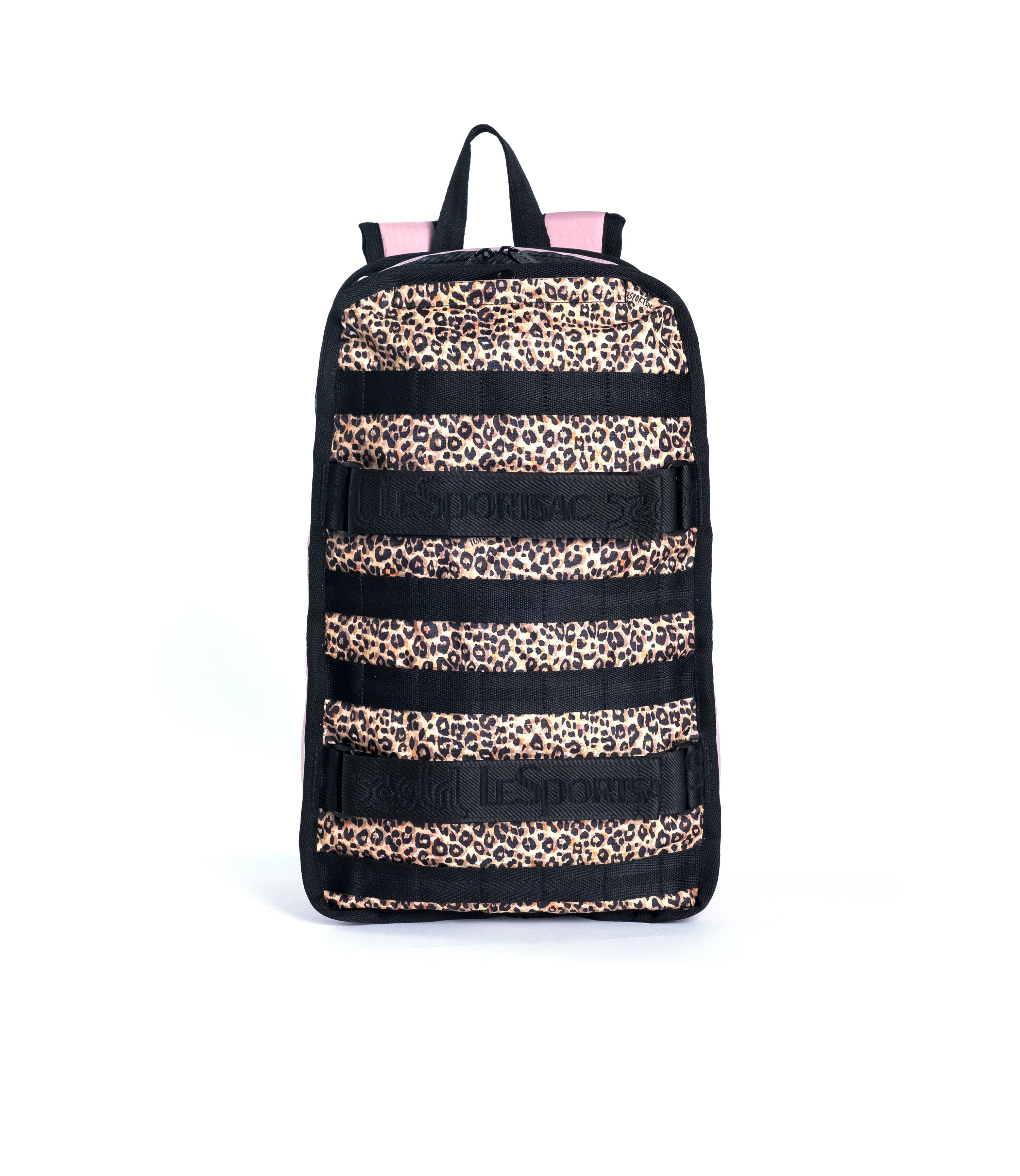 LeSportsac - Skate Backpack - Backpacks - Leopard Lane Pink