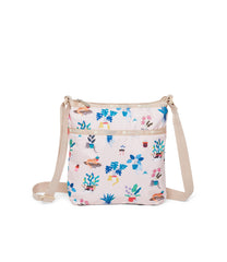 LeSportsac - On-The-Go Crossbody - Handbags - Comfy Cats print