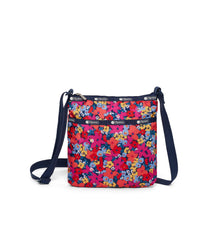 LeSportsac - On-The-Go Crossbody - Handbags - Bright Isle Floral print