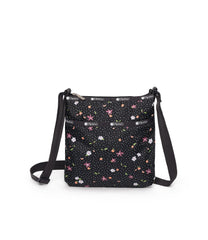 LeSportsac - On-The-Go Crossbody - Handbags - Fruity Petals print