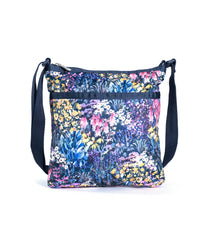 LeSportsac - On-The-Go Crossbody - Handbags - Soho Garden print