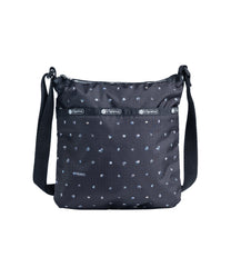 LeSportsac - Handbags - On-The-Go Crossbody - Uptown Sparkle print