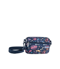 LeSportsac - Handbags - Convertible Crossbody Belt Bag - Neon Nights print