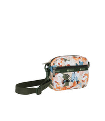 LeSportsac - Handbags - Convertible Crossbody Belt Bag - Painterly Blooms print