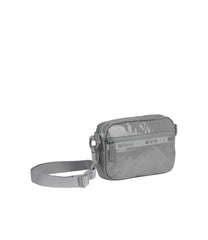 LeSportsac - Handbags - Convertible Crossbody Belt Bag - Glitter Wish Patent