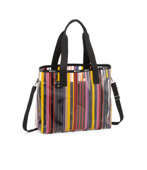 Clear 2-In-1 Tote 3