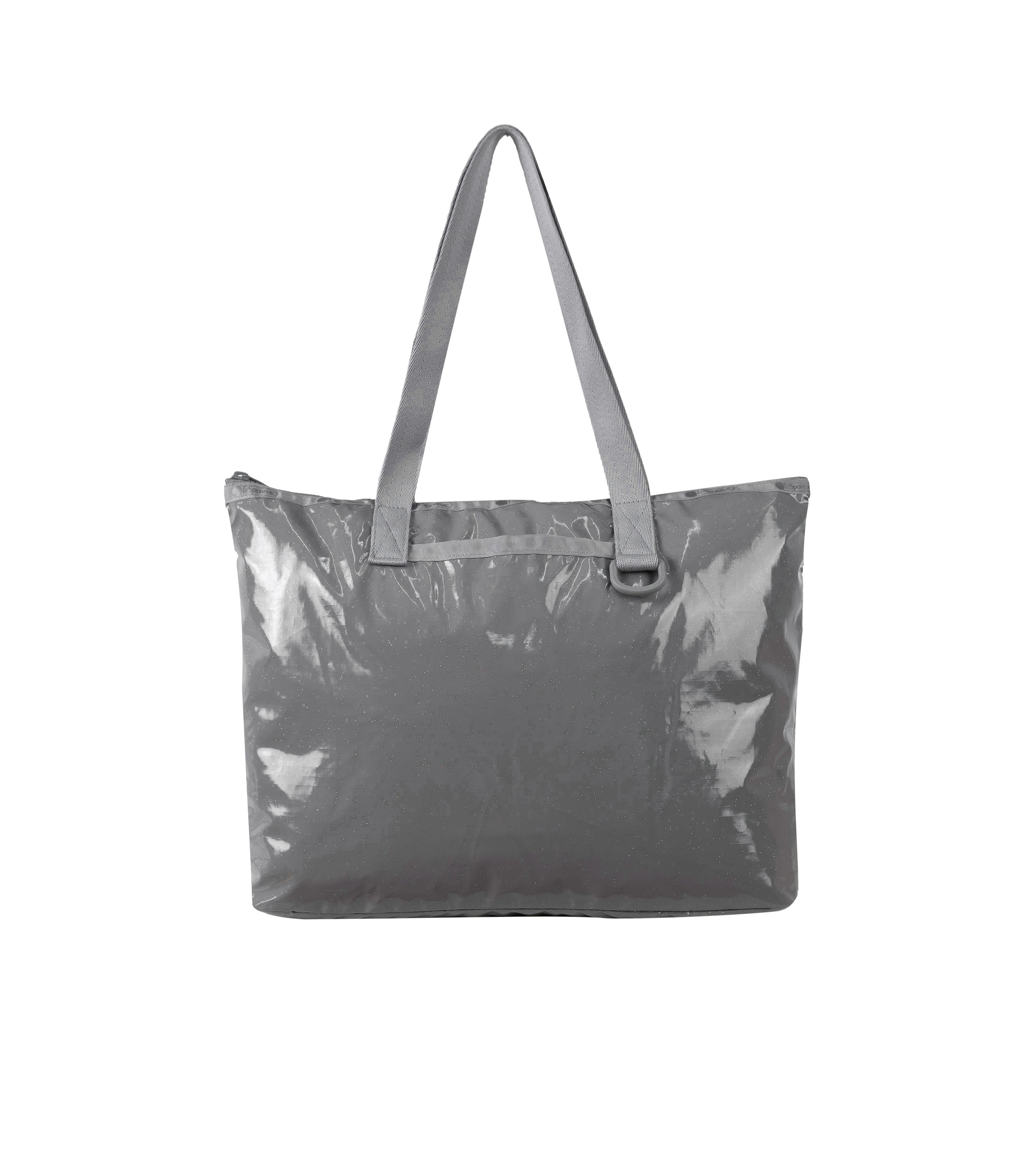 LeSportsac - Totes - Daily East West Tote - Glitter Wish Patent
