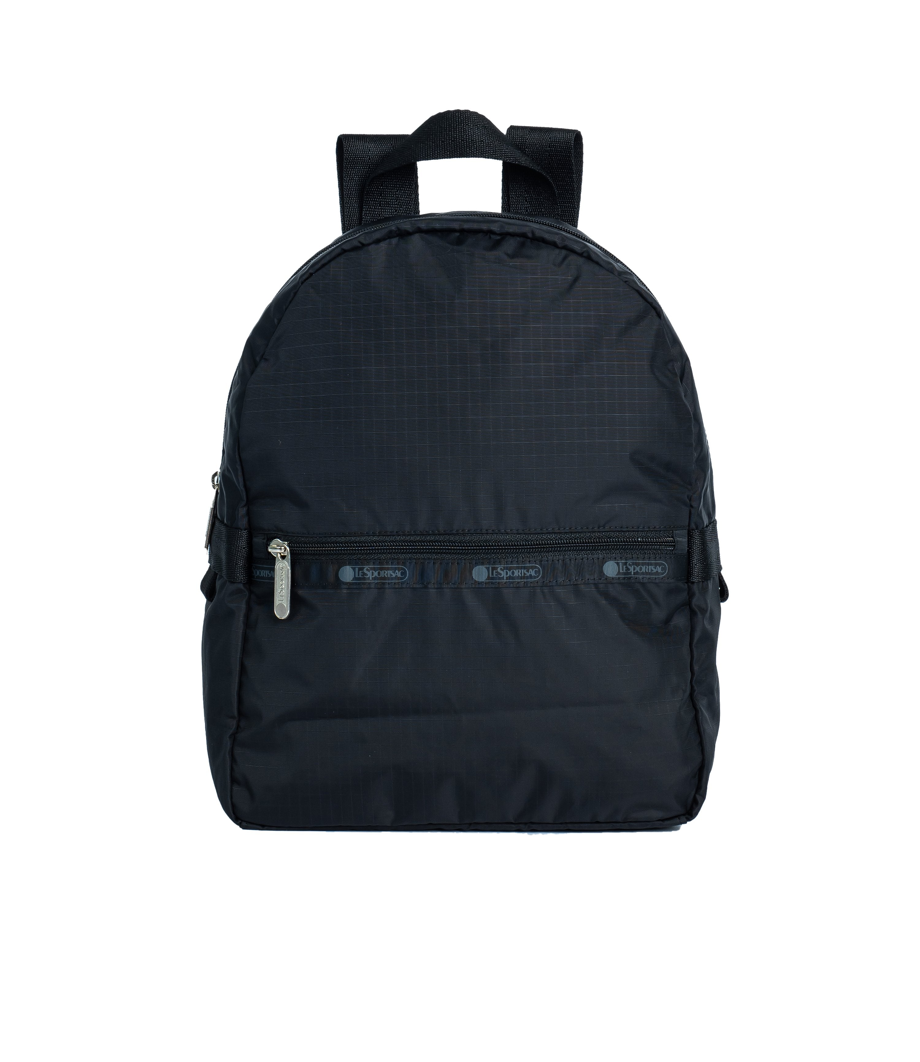 LeSportsac - Backpacks - Small Carrier Backpack - Black