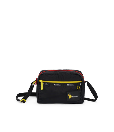 Exposed Zipper Daniella Crossbody alternative