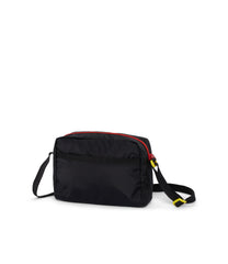 Exposed Zipper Daniella Crossbody