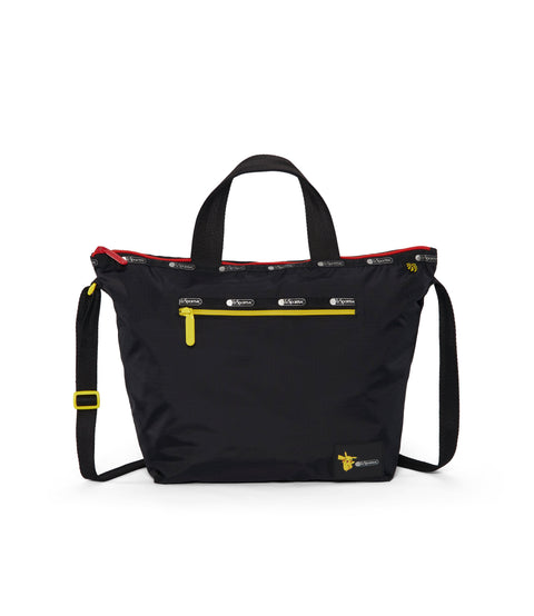 Exposed Zipper Easy Carry Tote alternative