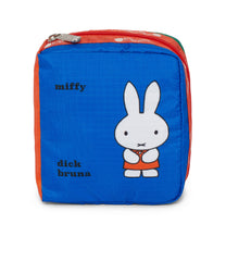 Dick Bruna - LeSportsac Book Pouch - Accessory - Miffy -  Front View