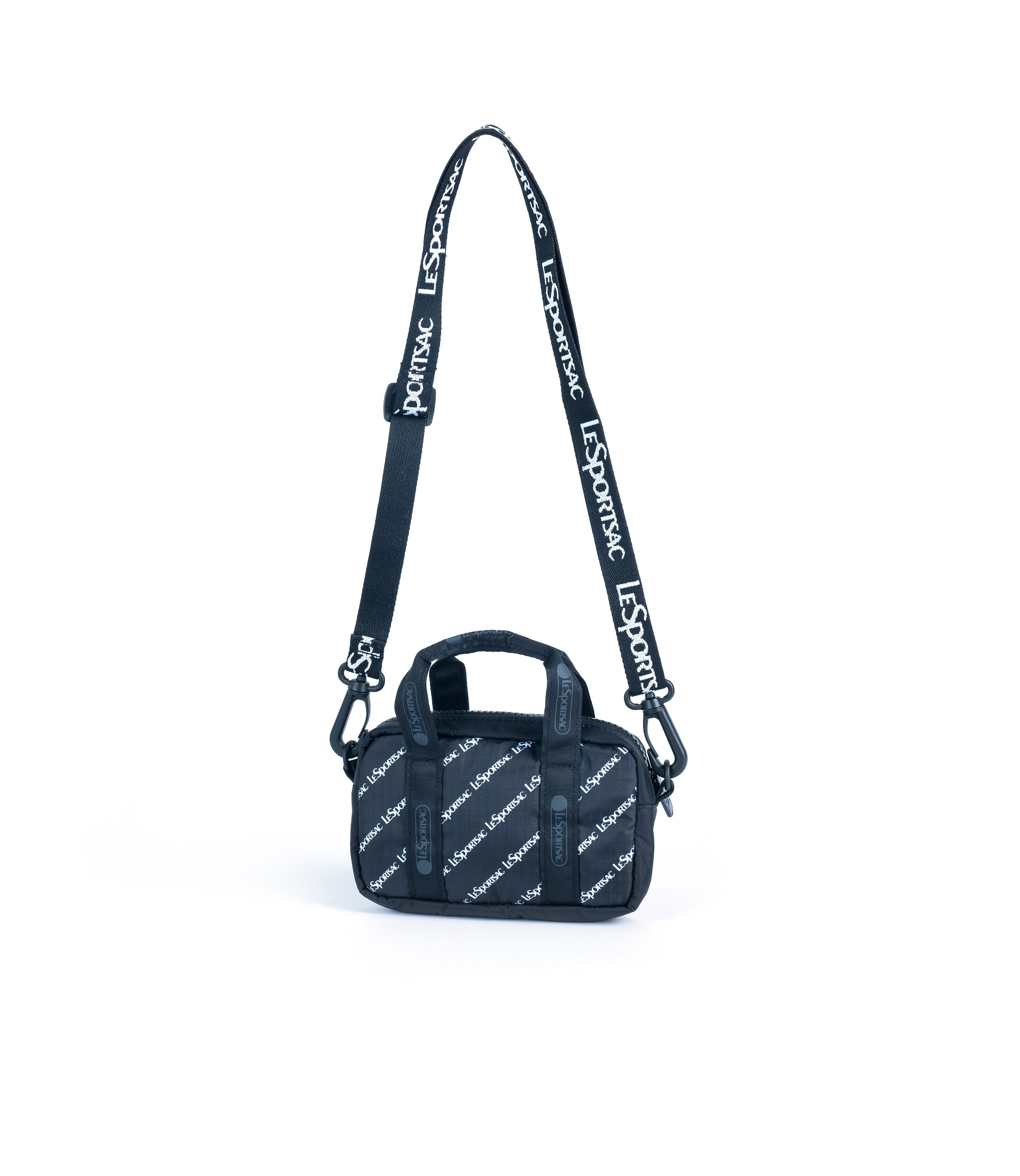 Crossbody Box Belt Bag
