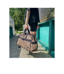 Large Weekender with Straps