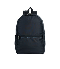 LeSportsac - Backpacks - Carrier Backpack - Black