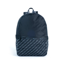 LeSportsac - Carrier Backpack - Backpacks - Downtown Diagonal print