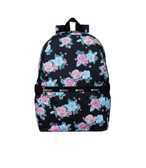 LeSportsac - Backpacks - Carrier Backpack - Floral Whim print